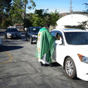 Drive Through Holy Communion photo album thumbnail 6